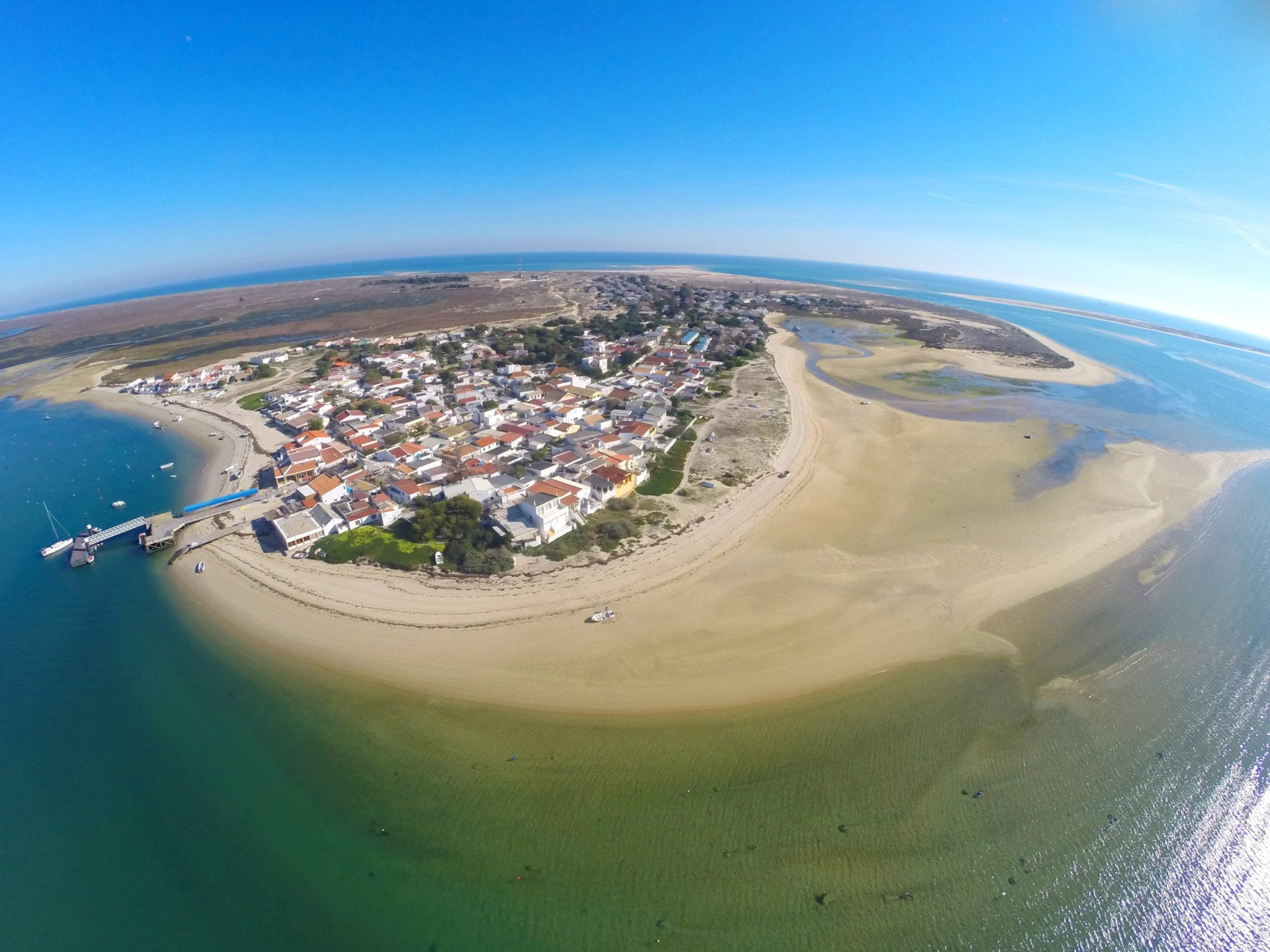 1 Hour Ria Formosa Boat Tour in Olhao