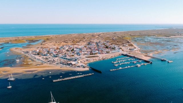 Island Tour - Boat Tour in Olhao